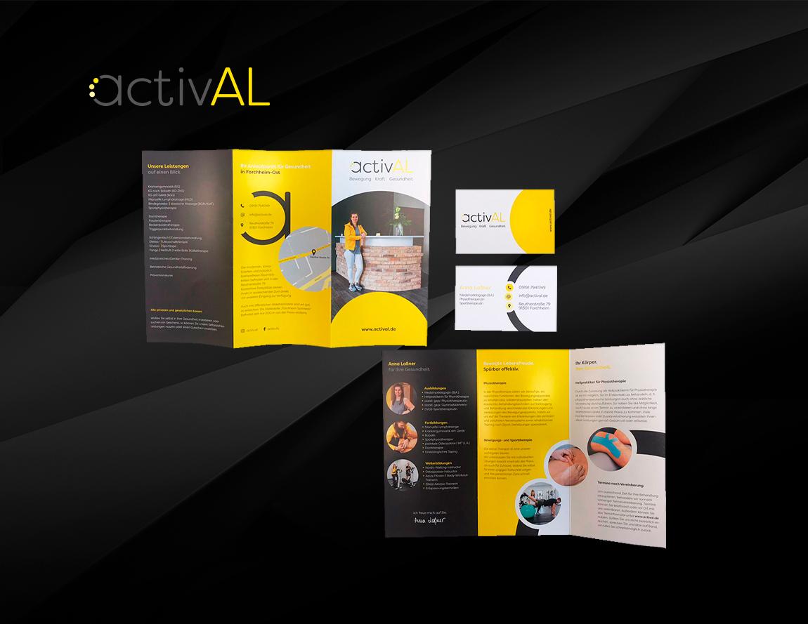 activAL Corporate Design