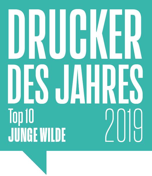 Auszeichnung Junge Wilde Top 10