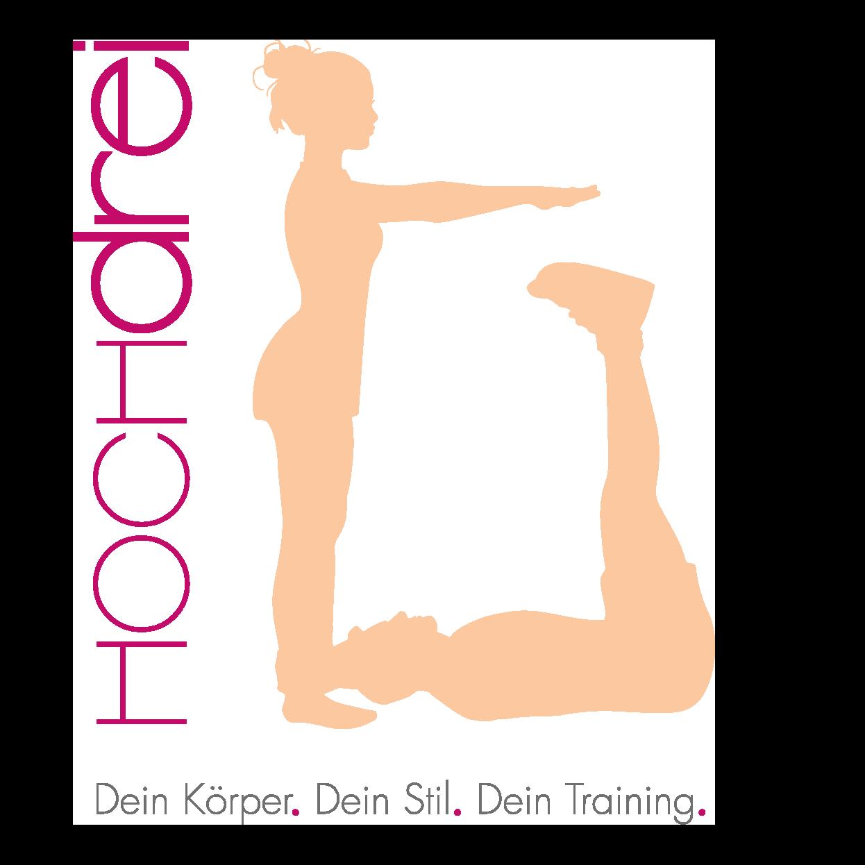 HochDrei Personaltraining Logo