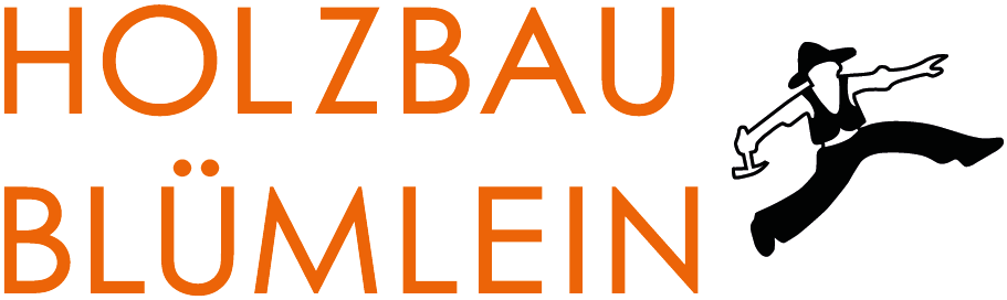 Holzbau Blümlein Logo