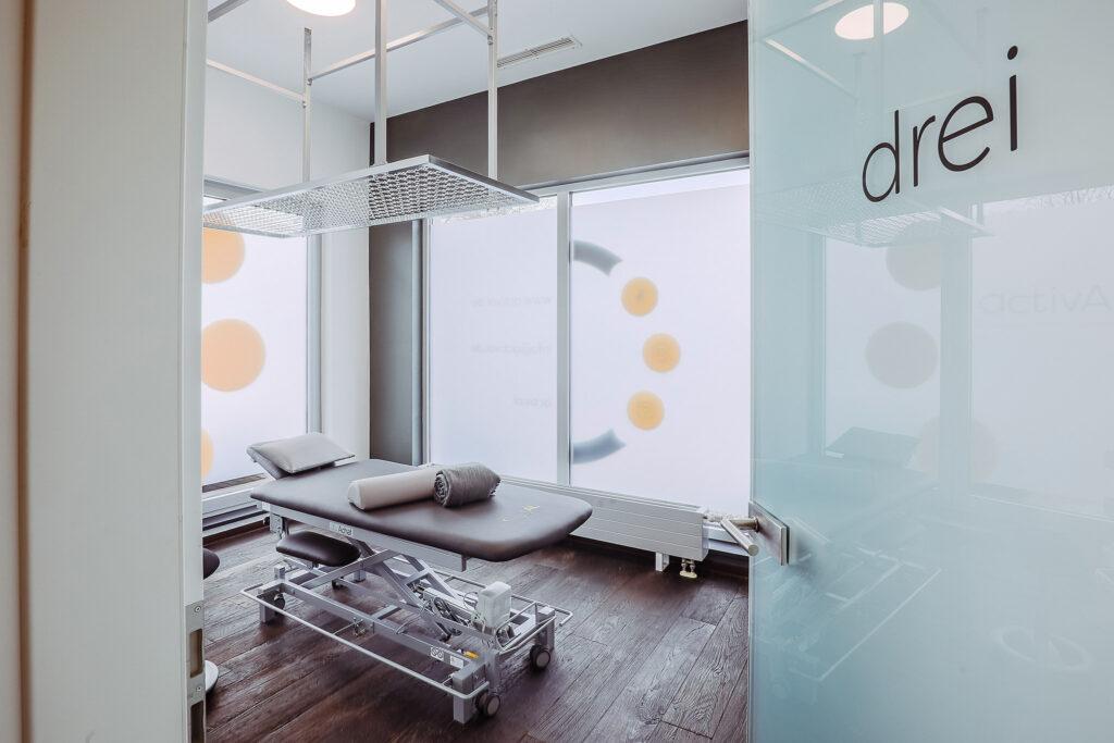 activAL Räumlichkeiten Behandlungszimmer