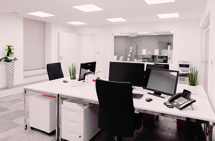 anthrapink Büro