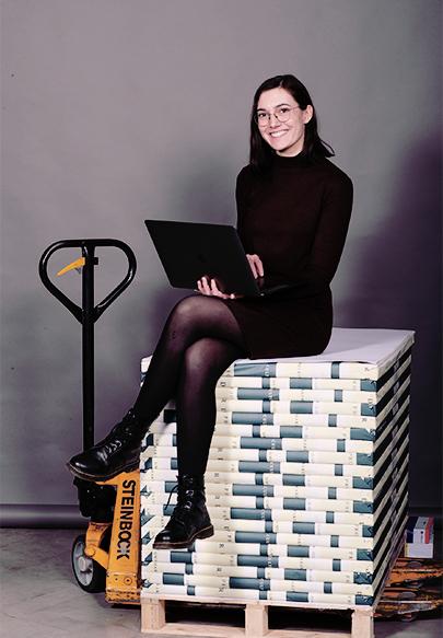 Sophie Dicker Mediengestalterin