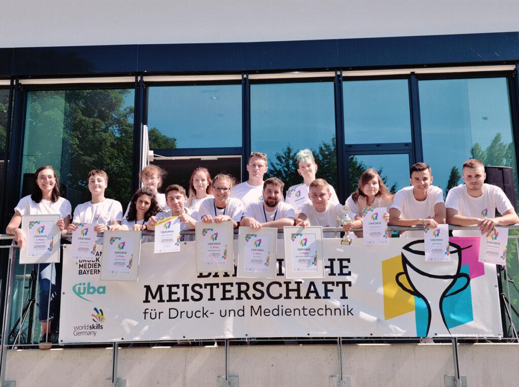 Bayerische Meisterschaft Teilnehmer